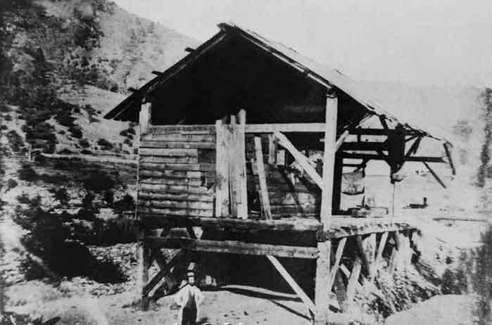 Sutter's Sawmill 1851