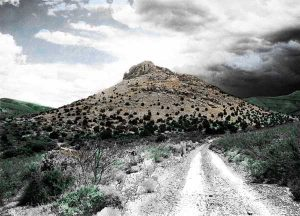 Victorio Peak, south central New Mexico