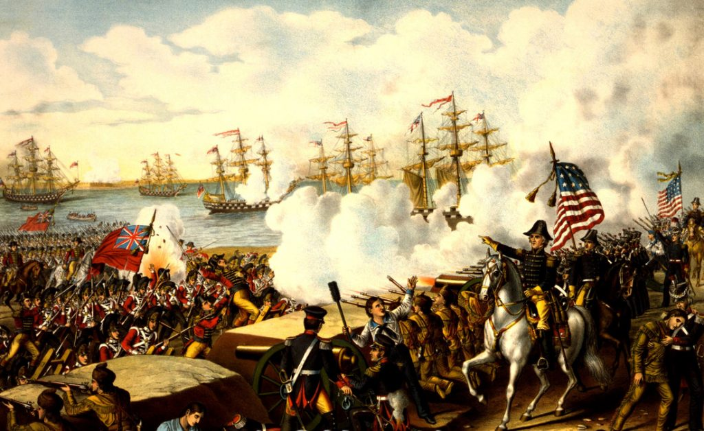 Battle of New Orleans- War of 1812