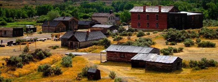 Bannack Montana, 2008
