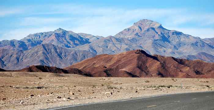 Death Valley - Corkscrew Peak