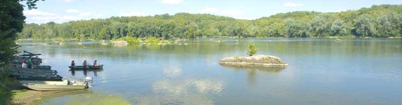 Chesapeake Bay Riverbend Scenery by Christopher Spielmann, National Park Service