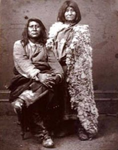 Shoshone Chief Sagwitch