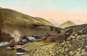 Farlin, Montana Mining Camp