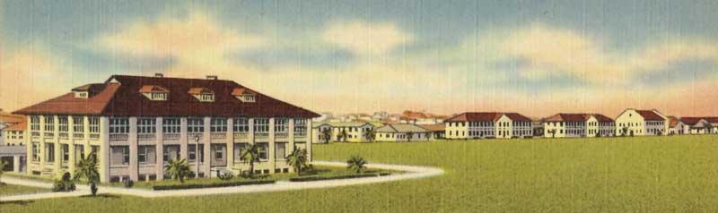 Fort Crockett, Texas