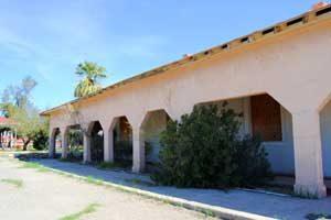 Fort Yuma, California Barracks by Kathy Weiser-Alexander.