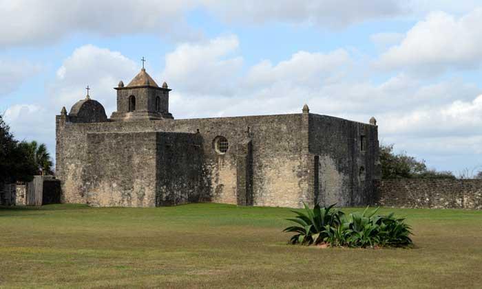Presidio La Bahia Loreto Chapel in Goliad, Texas