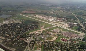 Offutt Air Force Base, Nebraska courtesy Wikipediai