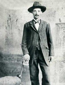 Roy Daugherty, also known as Arkansas Tom Jones