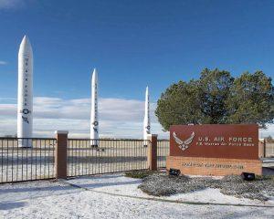 Warren Airforce Base courtesy Wyoming Public Radio