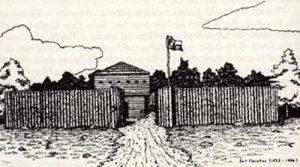 Fort Houston, Texas.