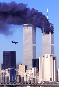 September 11, 2001 Attack on New York City.