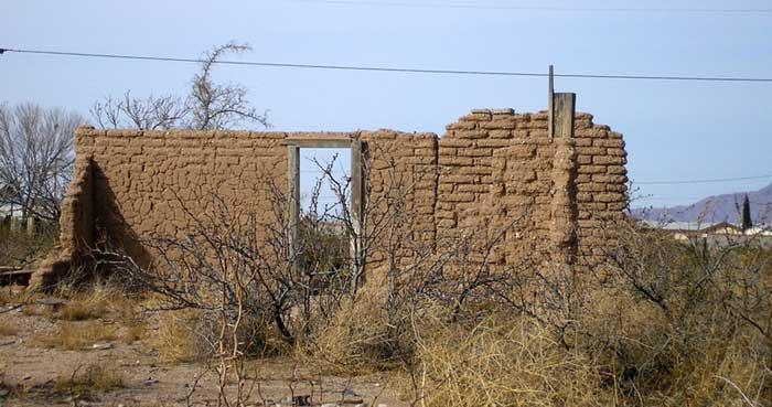 Columbus NM Ruins