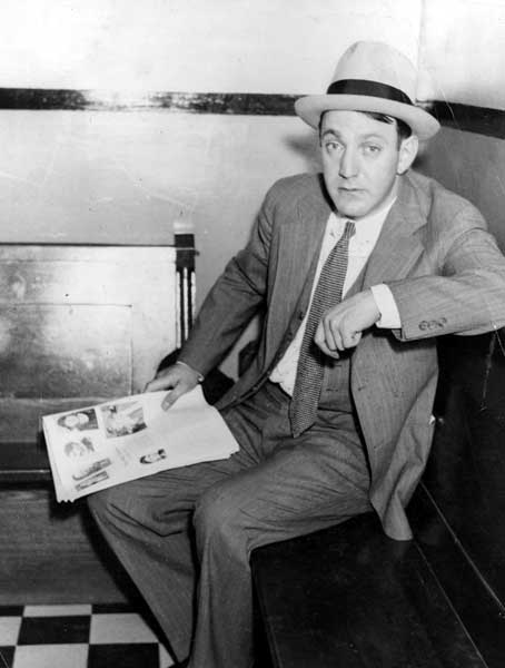 Dutch Schultz, New York Mobster