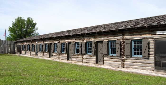 Fort Dodge, Iowa - Barracks