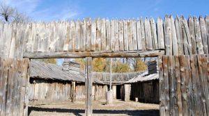 Fort Mandan, North Dakota.