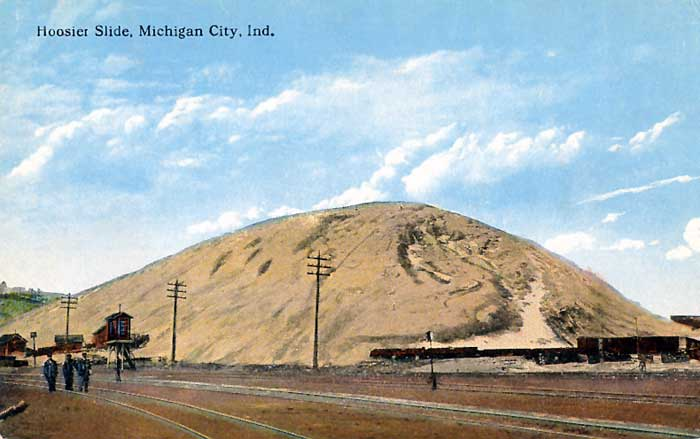 Hoosier Slide, Indiana Dunes