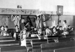 Indian Training School, Carlisle, Pennsylvania.