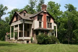 Joseph Bailly Homestead at Indiana Dunes by the National Park Service.