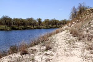 Miller-Woods Trail, Indian Dunes National Lakeshore by the National Park Service.