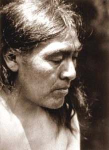 Ishi, last known member of the Native American Yahi people.