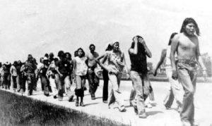 The Longest Walk, 1978