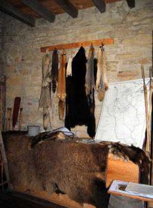 Mendota_ MN - Sibley Historic Site Fur Trading