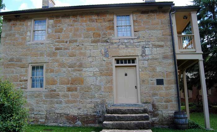 Mendota, MN - Sibley House