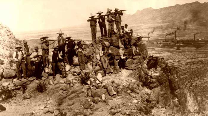 Mexican Revolution 1911