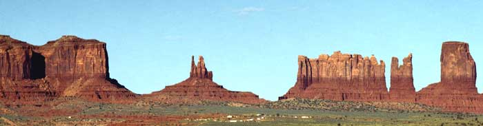 Monument Valley, Utah by Carol Highsmith.
