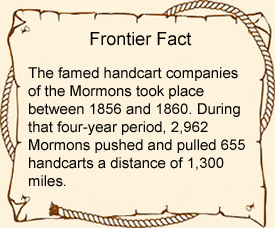 Frontier Facts