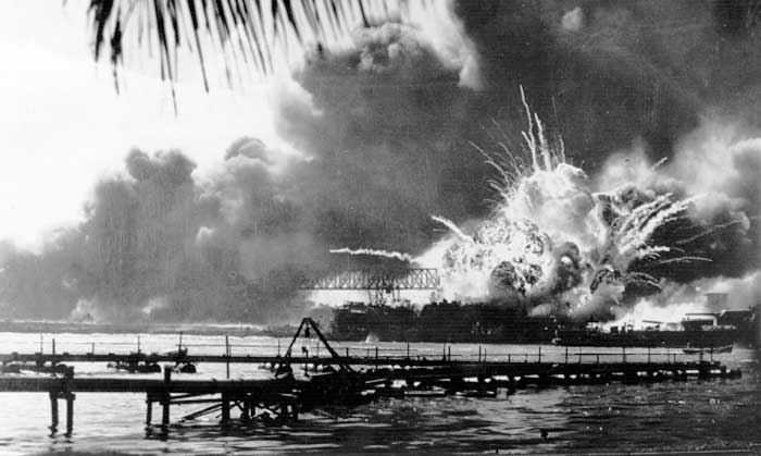 Pearl Harbor, Hawaii is Attack