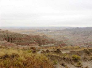 Pine Ridge Indian Reservation, South Dakota by the National Park Service.