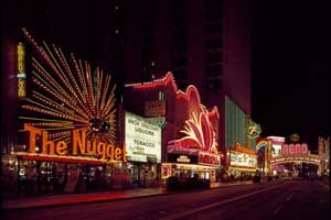Neon in Reno, Nevada by Carol Highsmith.