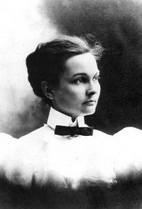 Dr. Susan Anderson, circa 1900.