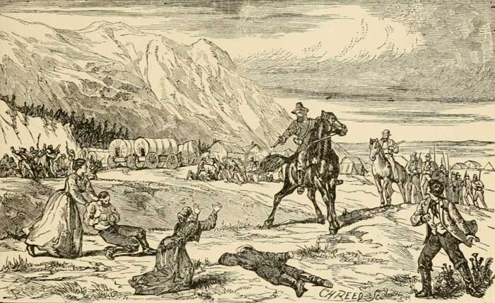 Mountain Meadows Massacre, Utah