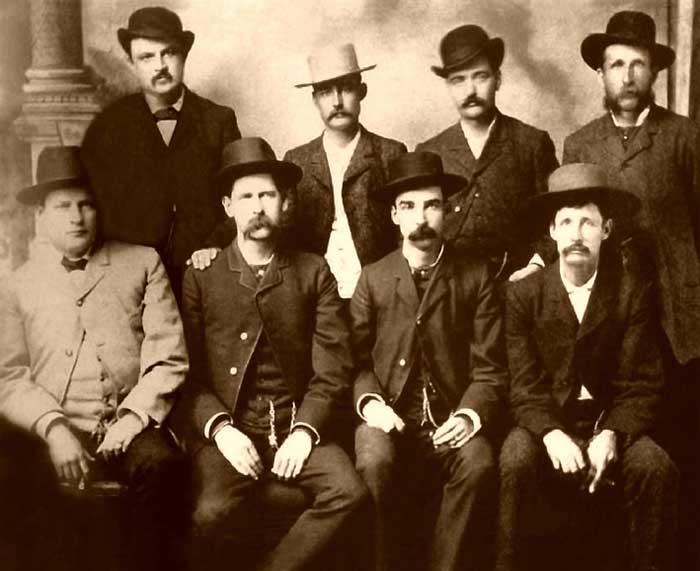 Dodge City Peace Commission 1883
