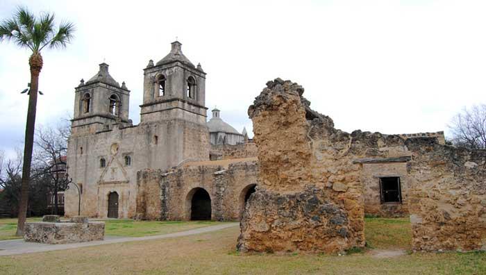 San Antonio, TX - Mission Concepcion