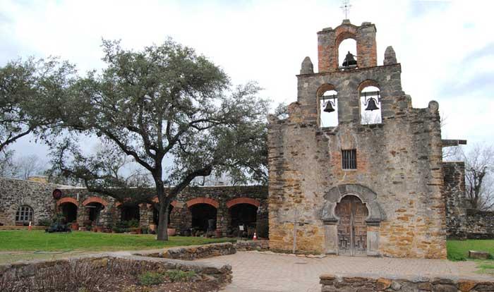 San Antonio, TX - Mission Espada