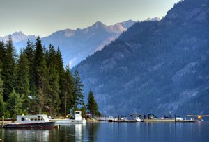 Stehekin at Lake Chelan, North Cascades National Park by Deby Dixon, National Park Service.