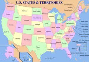 U.S. States & Territories