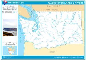 Washington Rivers & Lakes