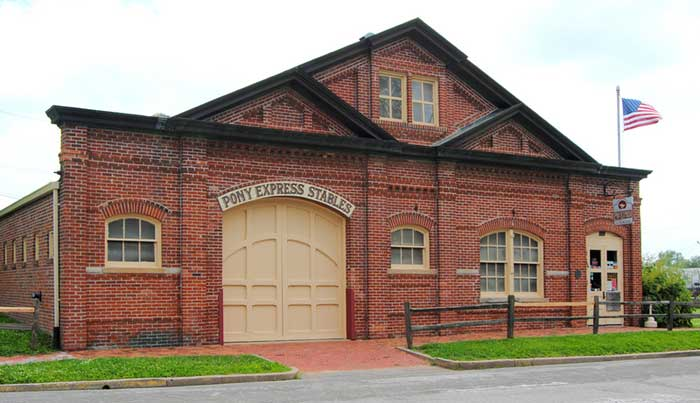Pony Express Stables in St. Joseph, MO