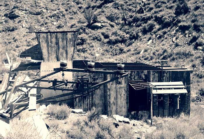 Kenilworth, UT - Mine Buildings
