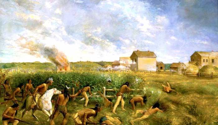 Attack of New Ulm, Minnesota