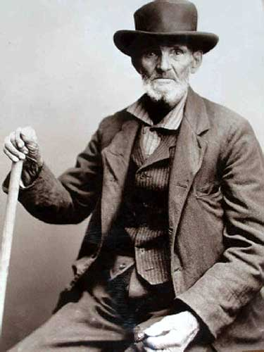 John David Albert, mountain man and frontiersman