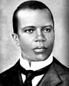 Scott Joplin, musician and composer