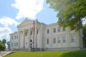 Carnegie Library in Sedalia, Missouri by Kathy Weiser-Alexander.