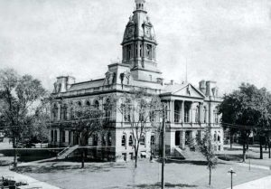 Sedalia, Missouri's 1884 Courthouse