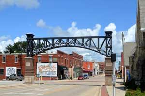 Sedalia, Missouri Historic District by Kathy Weiser-Alexander.